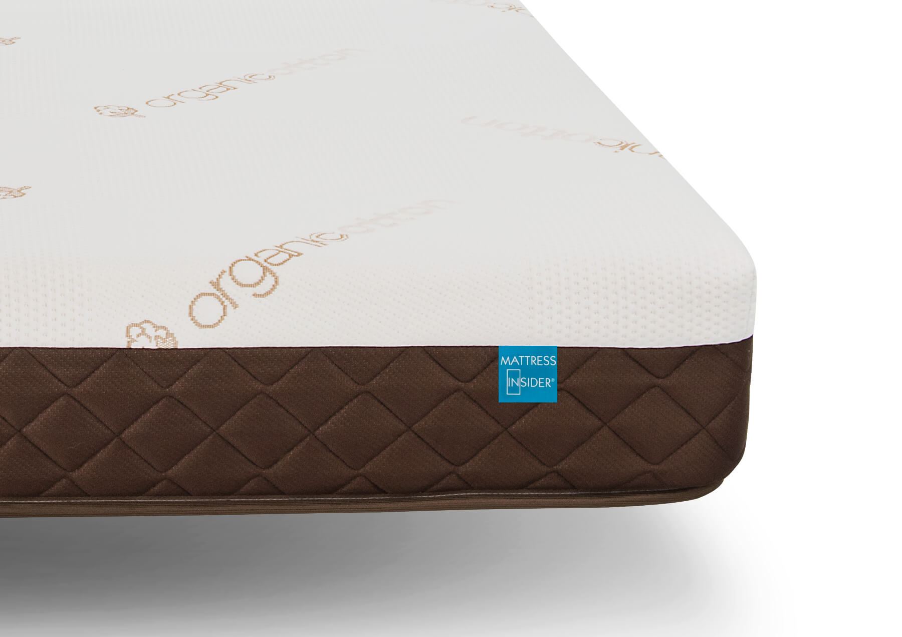 "8"" Luxury Gel Foam RV Mattress w/Organic Cotton"