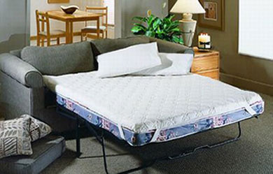 Sofa Bed Mattress Topper Sofa Bed Mattress Pad - Sleeper sofa matress