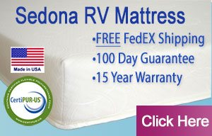 RV Mattress   Custom Size Mattresses for RV and Campers
